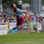 Shamrock Rovers 0-2 Villa - Pictures by Neville Williams/Aston Villa/Getty Images.