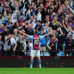 Match images from Villa's 3-2 win over Manchester City. Pictures by Neville Williams/Getty Images/Aston Villa.
