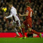 Liverpool vs Aston Villa 2:2 / Pictures by Neville Williams/Aston Villa/Getty Images