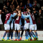 Match action from Villa's 1-0 win over Chelsea. Picture by Neville Williams/Getty Images/Aston Villa.