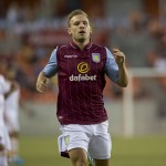 Images as Villa see off their tour of Texas with a 1-0 win over Houston Dynamo, the goal coming via Joe Bennett. Pictures by Neville Williams/Aston Villa/Getty Images.