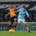 Hull City 0-2 Derby County