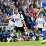 Chesterfield 1-2 Derby County