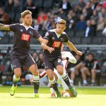 MK Dons 1-3 Derby County