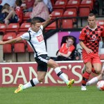 Walsall 0-2 Derby County