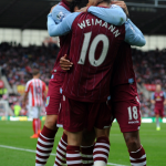 Images from our 1-0 win at Stoke
