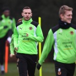 Andreas Weimann's First Day