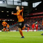 Liverpool 1 Wolves 2